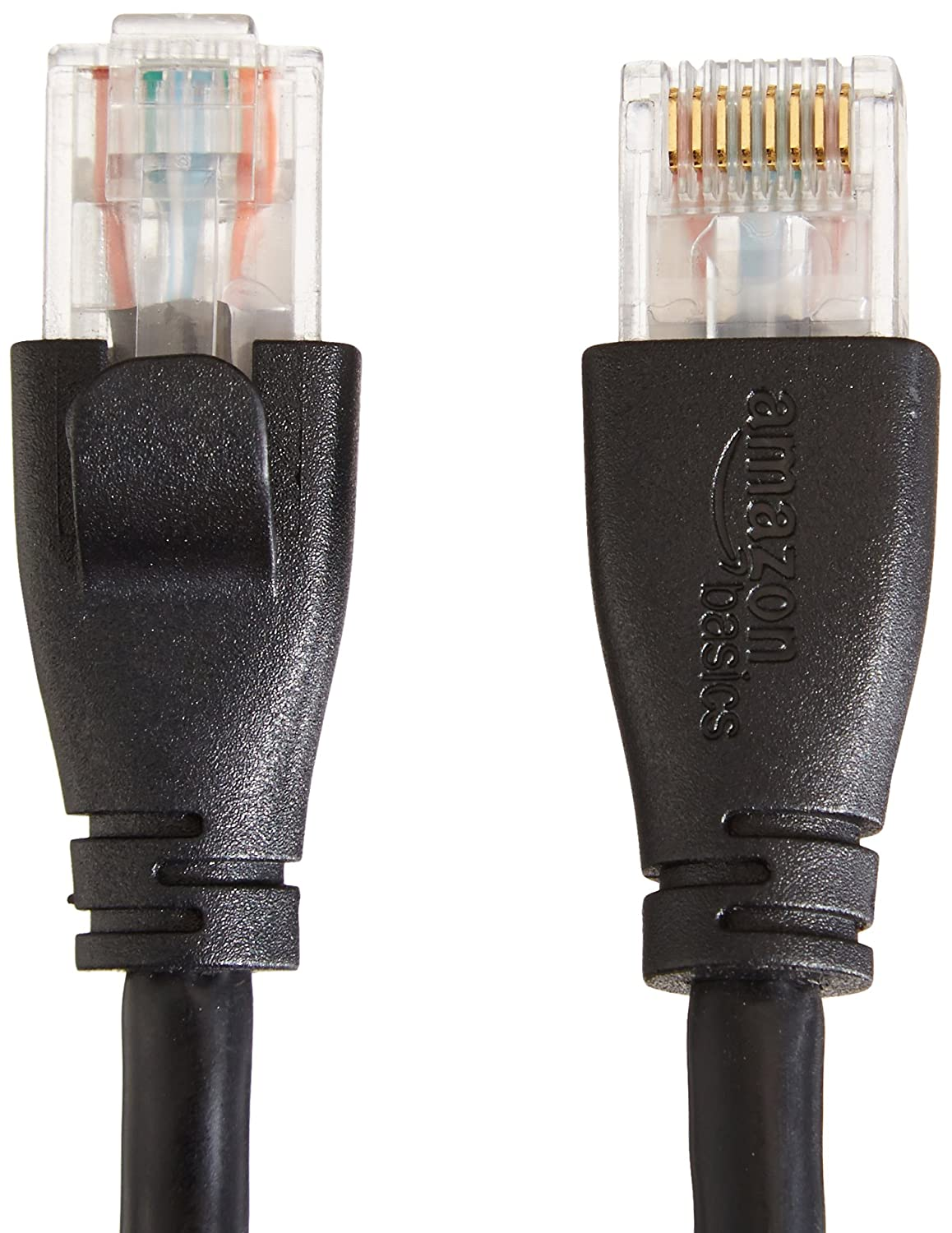 Basics/RJ45/Cat-6 Ethernet/Patch Cable 7.6/Meters /25/Feet