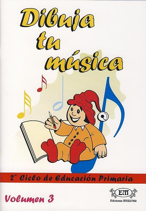 ediciónes maestro Dibuja tu música Volumen 3 Cuaderno para ...