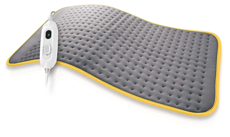Daga Flexy-Heat E4 Almohadilla eléctrica, Microfibra Ultrasuave, 75 x 40 cm