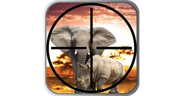 caza del elefante - juegos de francotirador 3d: Amazon.es ...