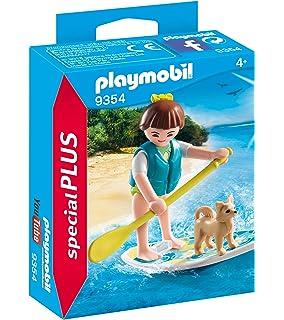 Playmobil Paddle Surf Juguete geobra Brandstätter 9354