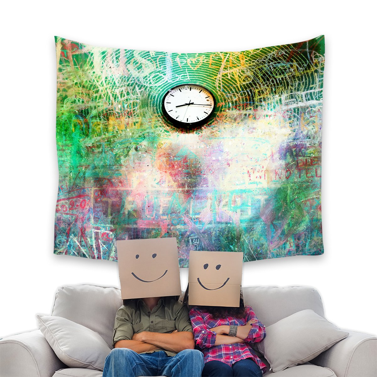 Amazon com zl custom decorative wall tapestry simple