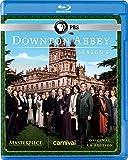 Masterpiece Classic: Downton Abbey Season 4 [Blu-ray] [Import]
