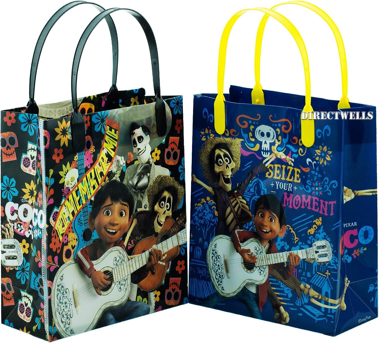 Bolsas de regalo reutilizables de Disney Coco con el texto en ...