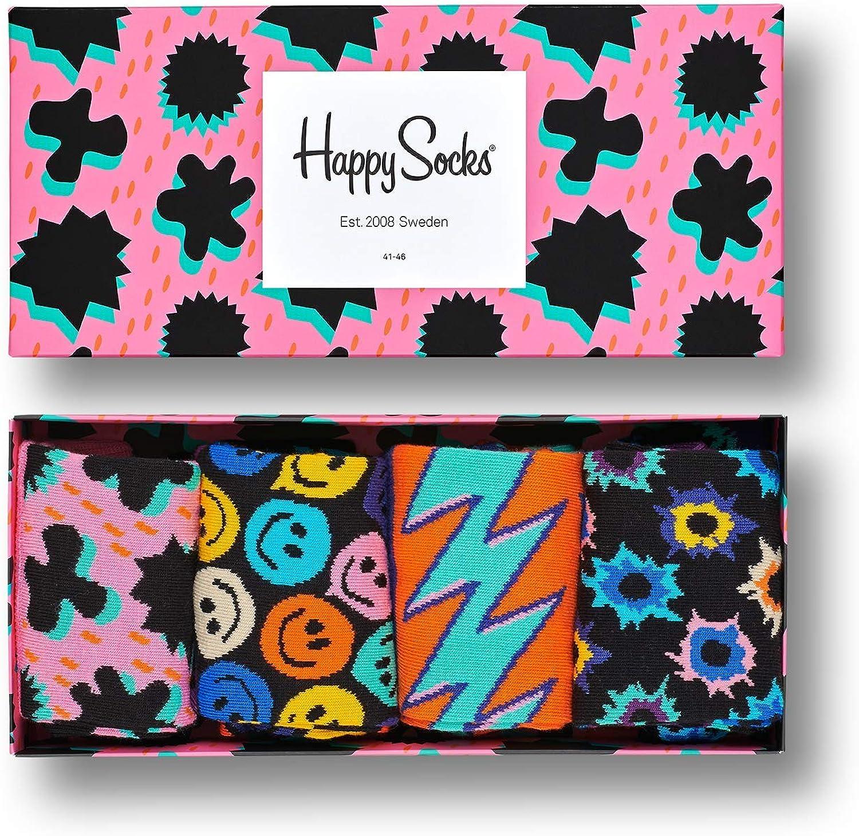 Happy Socks Festival Gift Box Calcetines para Hombre: Amazon.es: Ropa y accesorios