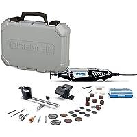 Dremel 4000-2/30 120-Volt Variable Speed Rotary Tool Kit + Dremel Accessory Kit