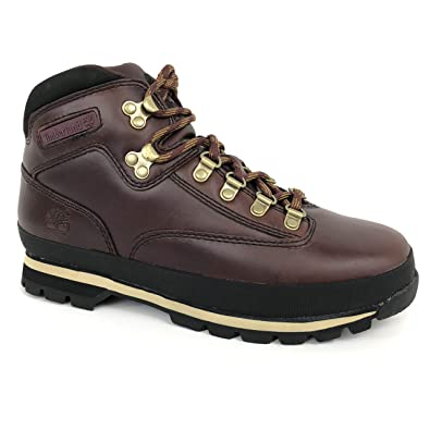 dd231ac3766 Amazon.com | Timberland Men's Classic Leather Euro Hiker Ginger ...
