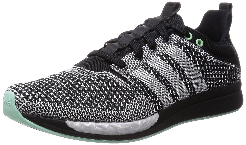wholesale dealer 5e339 01ad8 adidas Adizero Feather, Women's Training Running Shoes, Black - Schwarz  (Black/Frozen Green F15/Black), 6 UK: Amazon.co.uk: Shoes & Bags