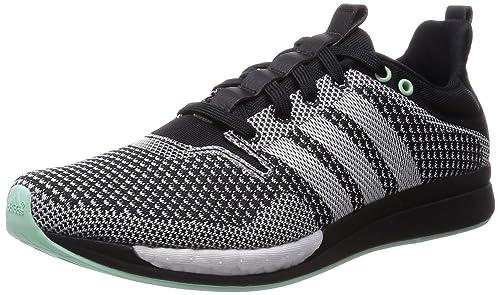 low priced 182a0 5f48a adidas Adizero Feather Boost W, Zapatillas de Running para Mujer,  NegroVerde, 36 23 EU Amazon.es Zapatos y complementos