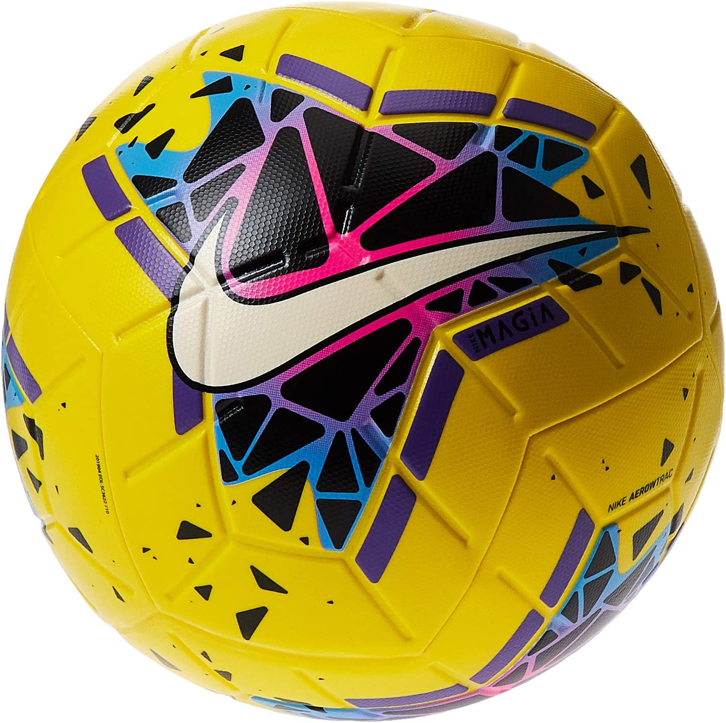 Nike NK Magia Balones Fútbol, Adultos Unisex, Multicolor (Yellow ...