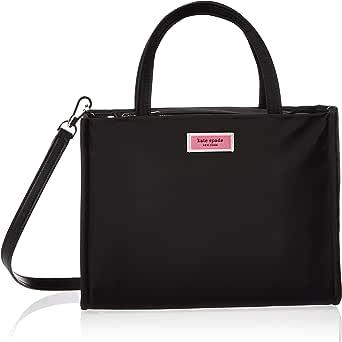 كيت سبيد نيويورك حقيبة بتصميم الاحزمة للنساء، اسود