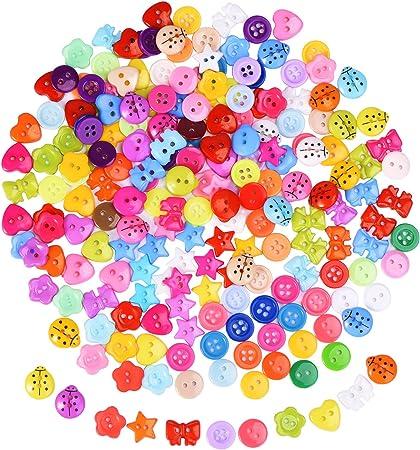 Star boutons-choix de taille couleur et quantité