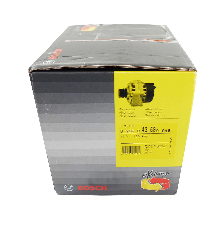 BOSCH 0986043680 Generator