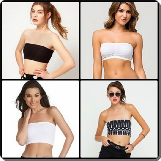 Design Bandeau Tops