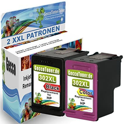 spetan Cartuchos de impresora Repuestos para HP 302 XL 302 ...