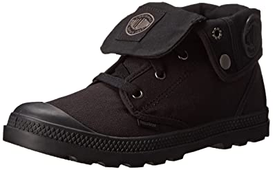 Palladium Baggy, Damen Desert Boots, Schwarz (Black/Black), 42 EU