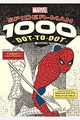 Marvel: Spider-Man 1000 Dot-to-Dot Book Paperback