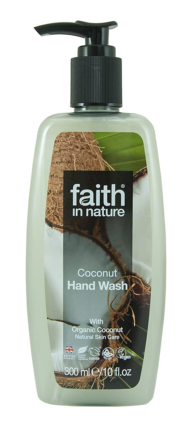 Faith in Nature Noix de Coco Savon Liquide 77042
