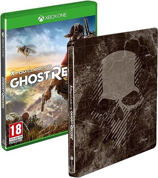 Ghost Recon Wildlands + Steelbook Exclusif Amazon [Importación ...
