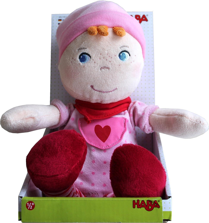 HABA 302107 Snug up Doll Inga