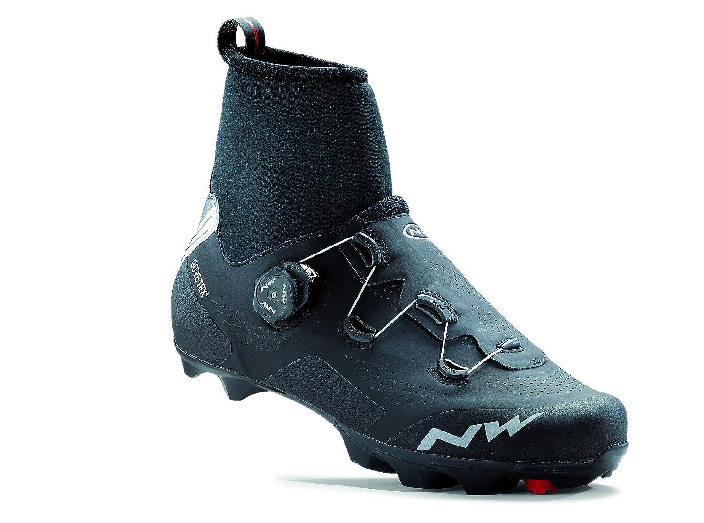 ノースウェーブブラック2017 Raptor GTX MTB Shoe B06Y6D6TVX 13 US