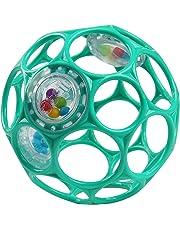 Oball Rattle - Flexibles und leicht Greifbares Design, für Kinder Jeden Alters