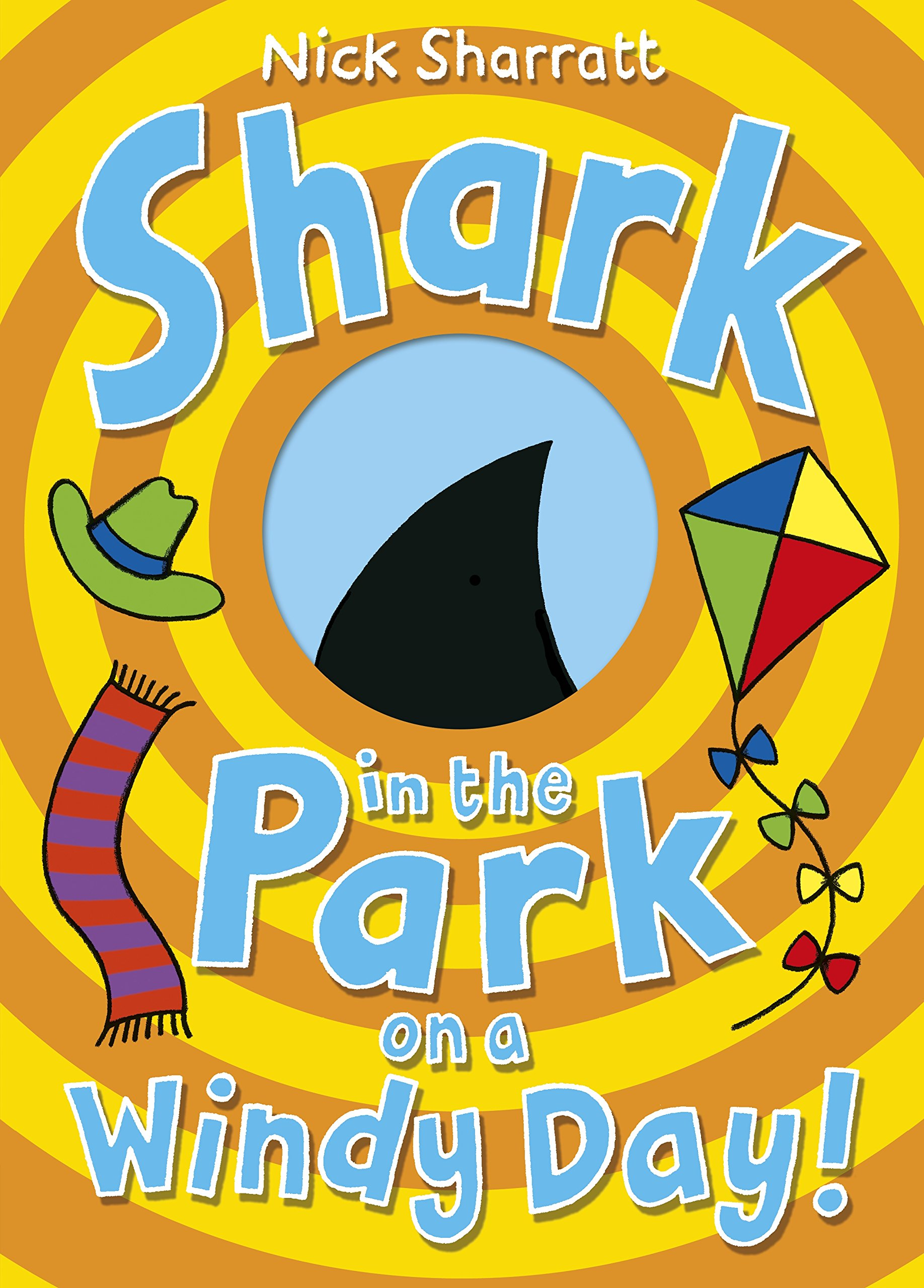 Shark in the Park on a Windy Day! pdf epub