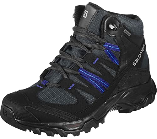 Salomon Mudstone Mid GTX 2 hiking shoes phantom: Amazon.co