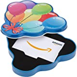 Amazon.ca Gift Card in a Gift Box (Various Designs)
