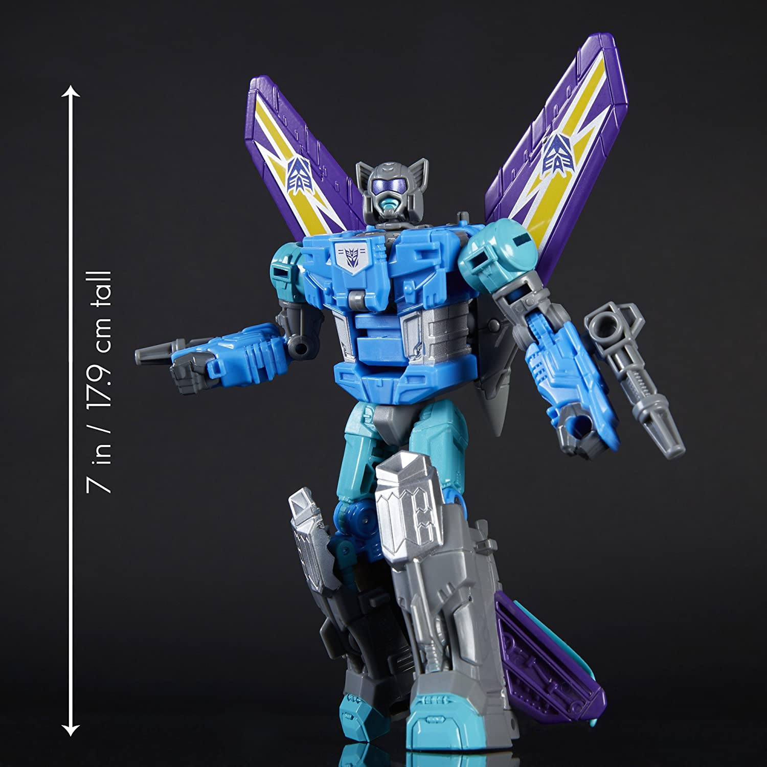 Transformers Generations Power of the Primes Deluxe Class Blackwing Hasbro E1128