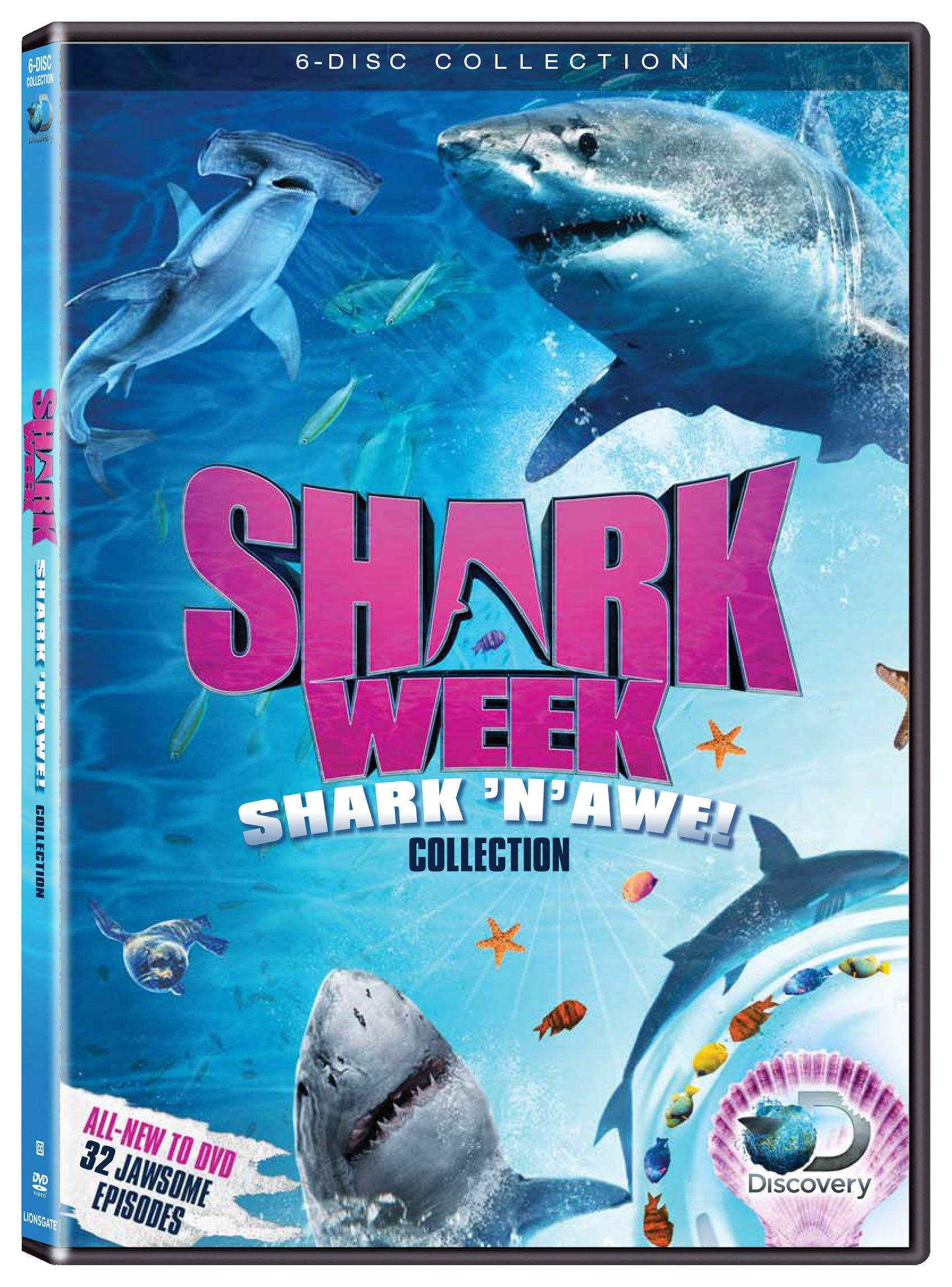 Shark Week: Shark 'N' Awe Collection [DVD]