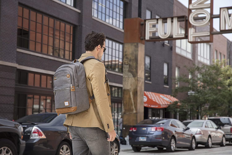 Travelon Men s Anti-Theft Heritage Backpack