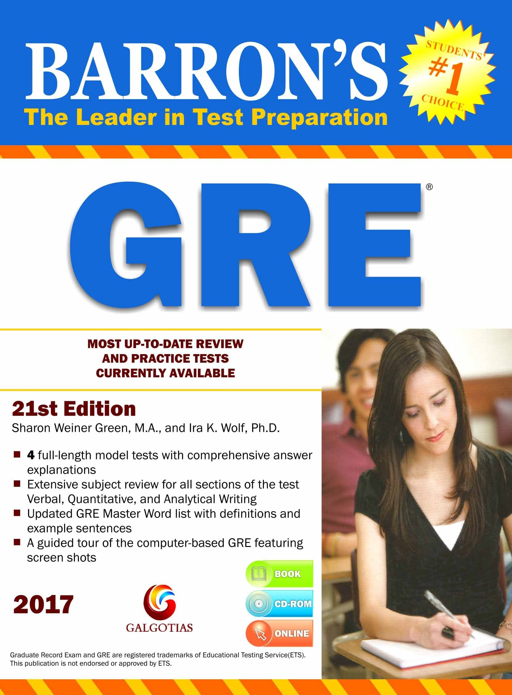 Barrons Gre Ebook