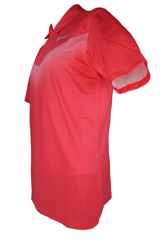 Amazon.com: Nike Dry Fit Camisa de golf tipo polo 2017 con ...