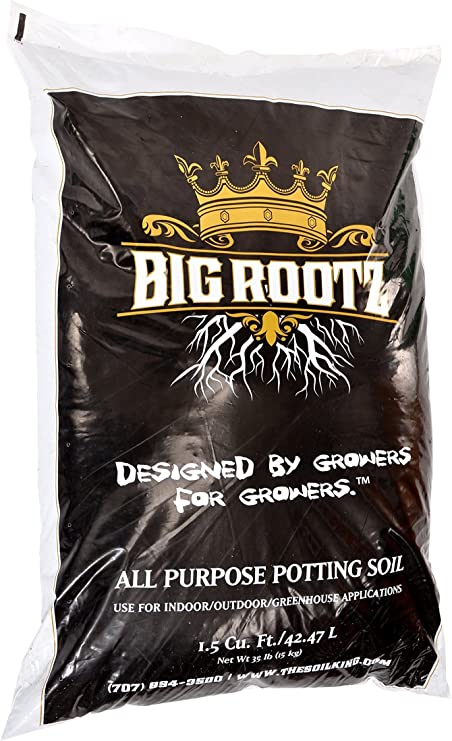 Big Rootz All Purpose Potting Soil