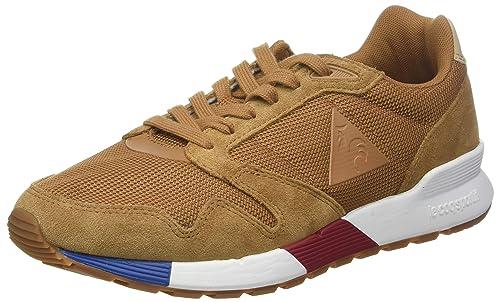Le COQ Sportif Omega X Sport Brown Sugar, Zapatillas para Hombre: Amazon.es: Zapatos y complementos