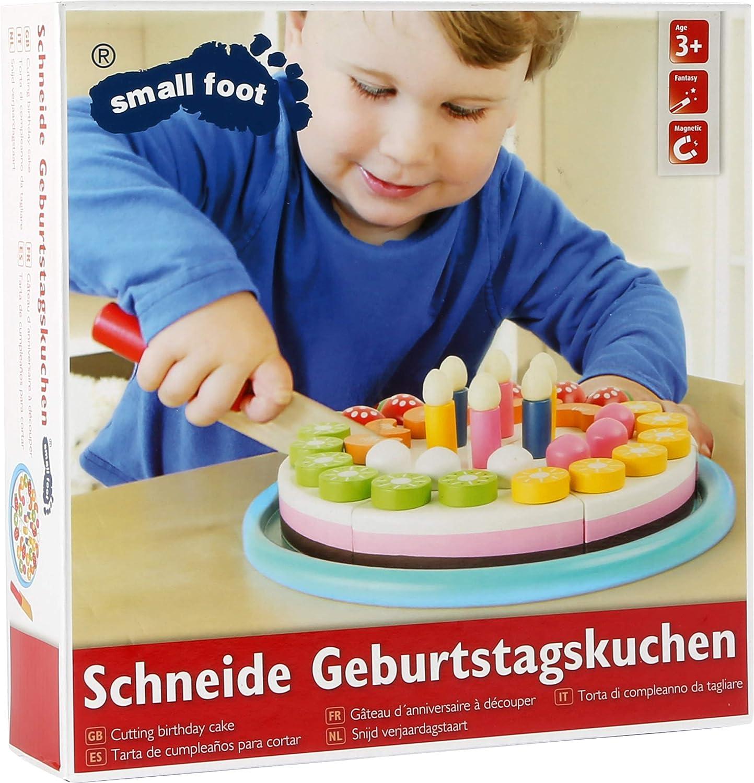 Torta Compleanno al Taglio Small Foot Design 2400