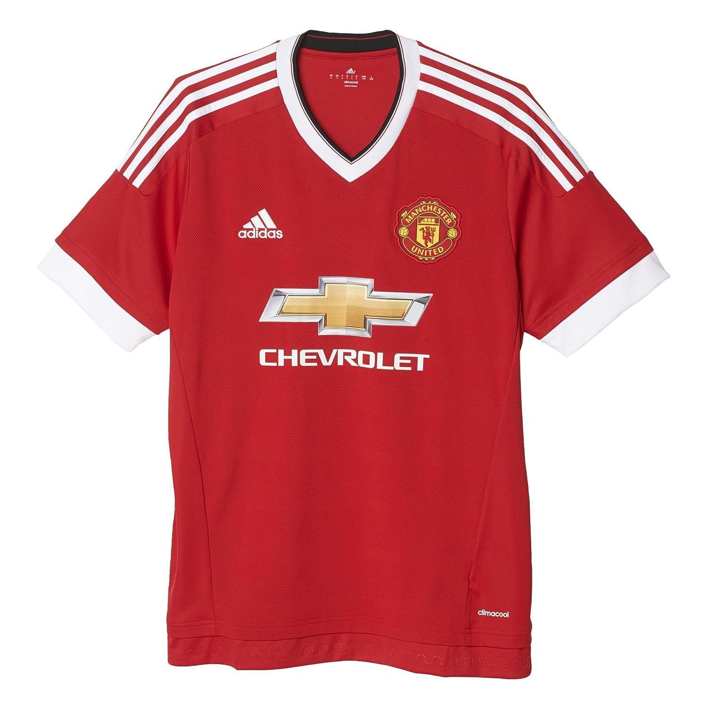 85%OFF Manchester United Home Authentic Adizero Jersey 2015   2016 ... 798d93f8f