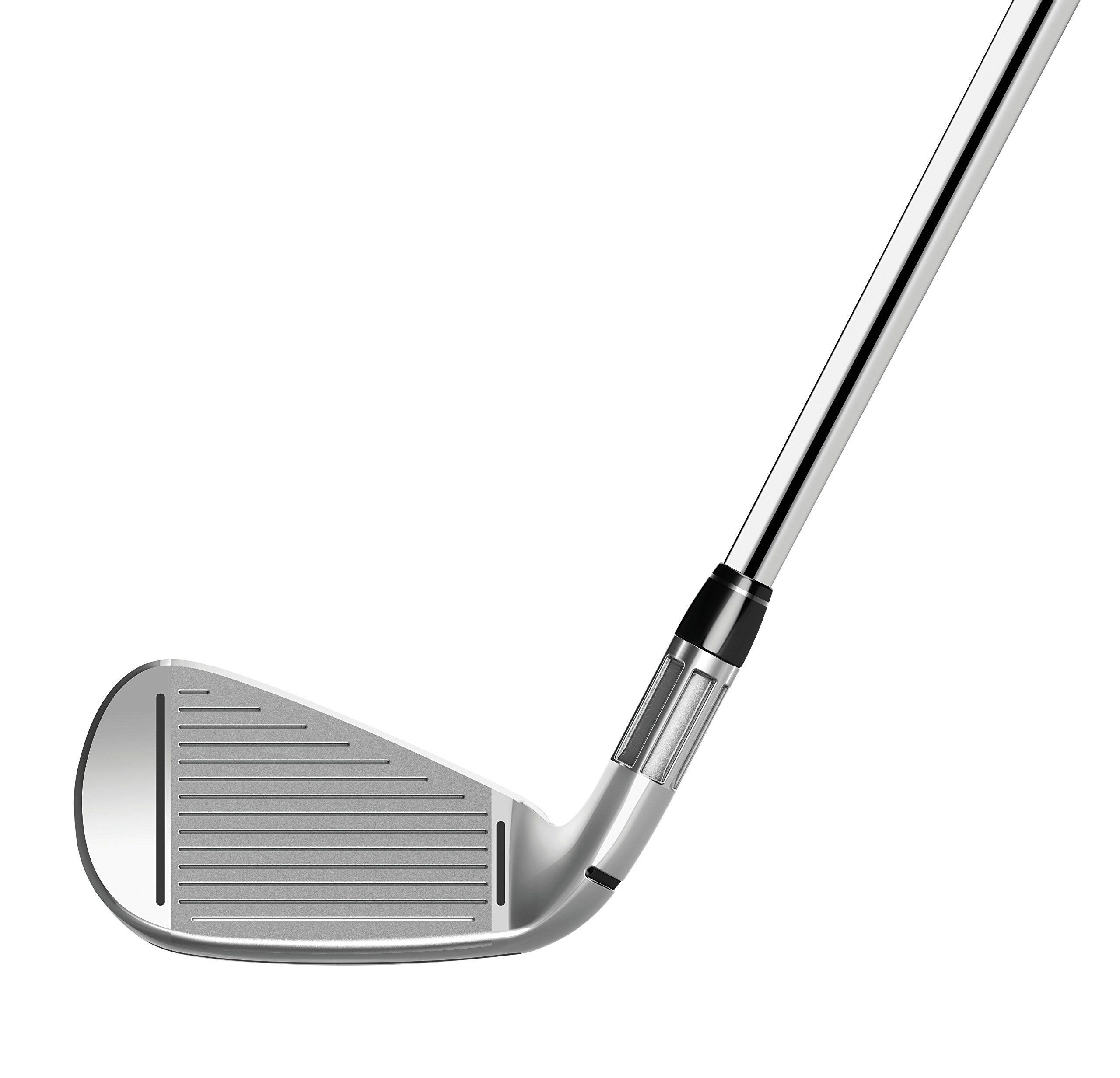 TaylorMade M4 Irons (4-PW, Steel Shaft, Right Hand, Stiff Flex) by TaylorMade (Image #3)