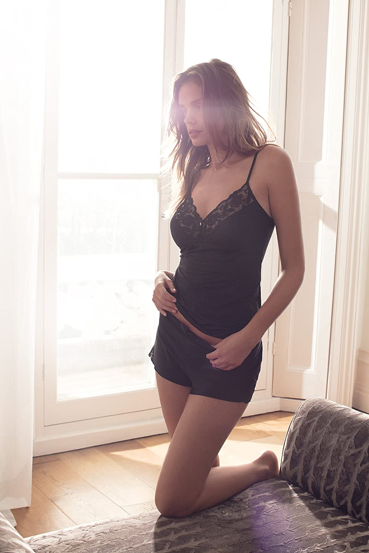Sizes S-XL FL2678 Fantasie Sienna Camisole in Tea Rose OR Black