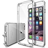 iPhone6s Plusケース / iPhone6 Plusケース Ringke [FUSION] [落下防止 衝撃吸収] 透明 クリアPC TPUカバー (保護フィルム1枚付き) for Apple iPhone6s Plus / 6 Plus - Clear