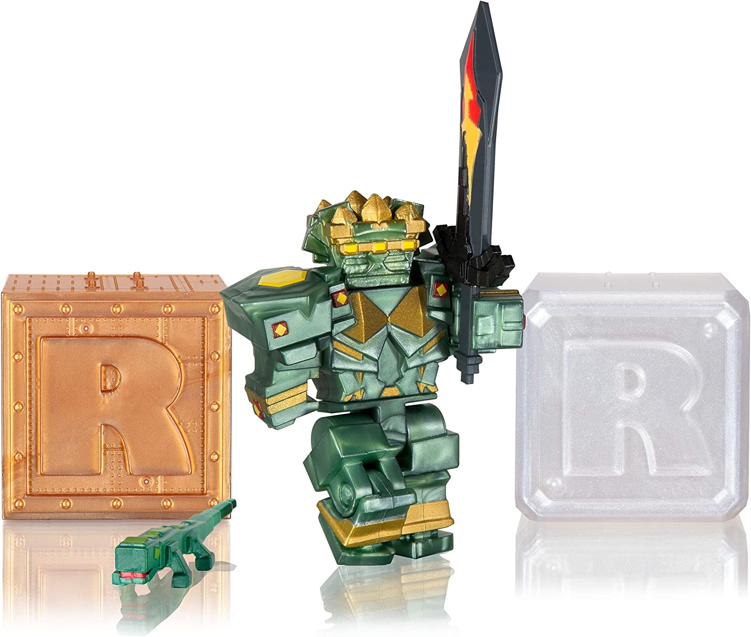 Weapon Box Roblox Roblox Action Collection Fantastic Frontier Guardian Set Figure Pack Two Mystery Box Figure Bundle Includes 3 Exclusive Virtual Items Action Toy Figures Amazon Canada