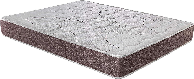 Altura 22cm Confort y adaptabilidad Alta Alta Gama Colchones Dormant Plus ROYAL SLEEP Colch/ón viscoel/ástico 160x200 firmeza Media