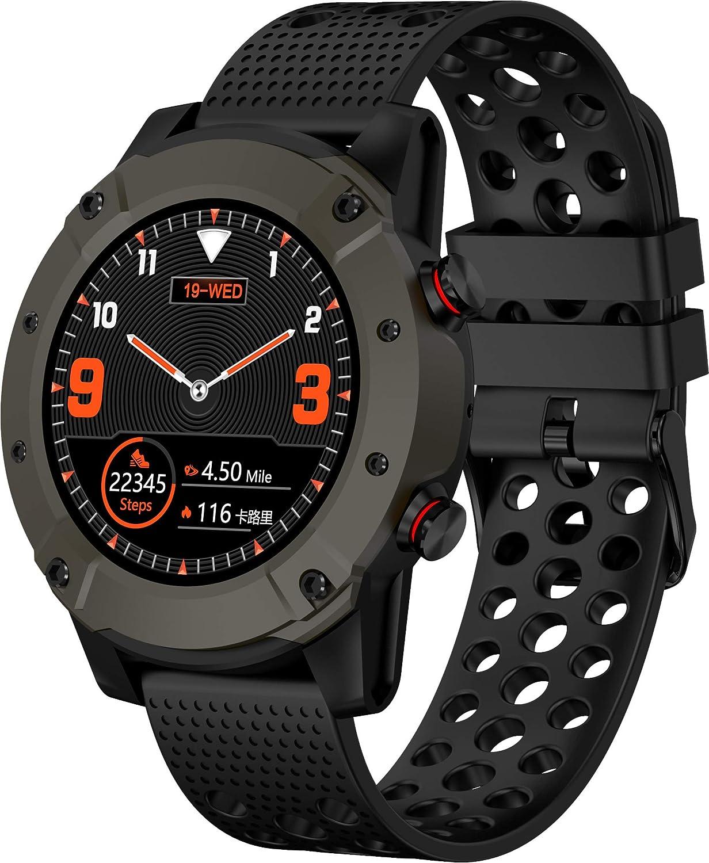 Denver SW-650 - Reloj Inteligente con Bluetooth y GPS, medidor de ...