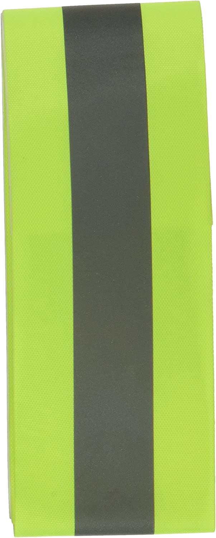 Wright Products Bondex Iron-On Fluorescent Reflective Tape 2X32 Yellow
