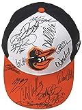 Baltimore Orioles 2015 Team Signed Autographed Cap