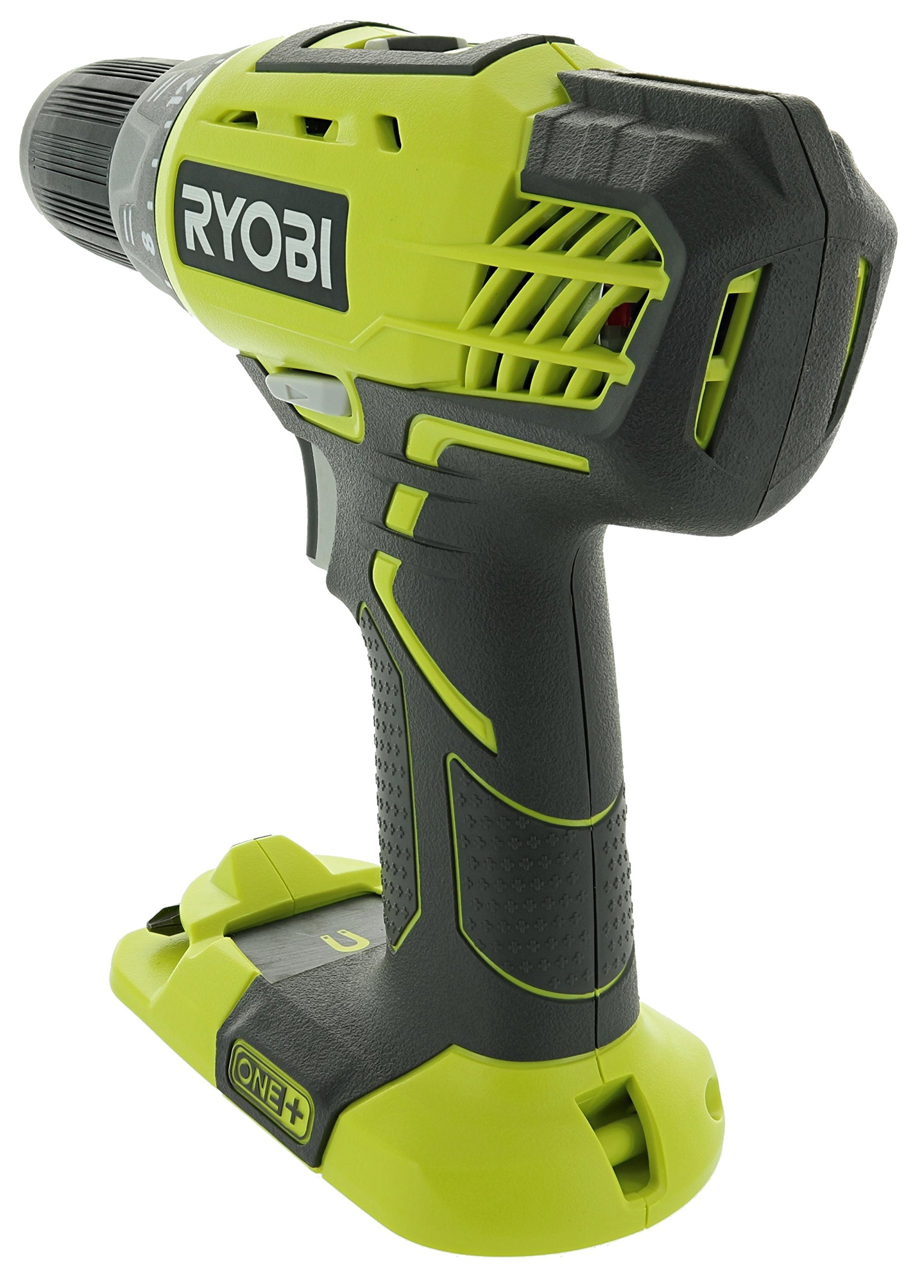 Ryobi P208 One+ 18V Lithium Ion Drill / Driver with 1/2 Inch Keyless Chuck (Batteries Not Included, Power Tool Only) (Certified Refurbished) by Ryobi (Image #4)