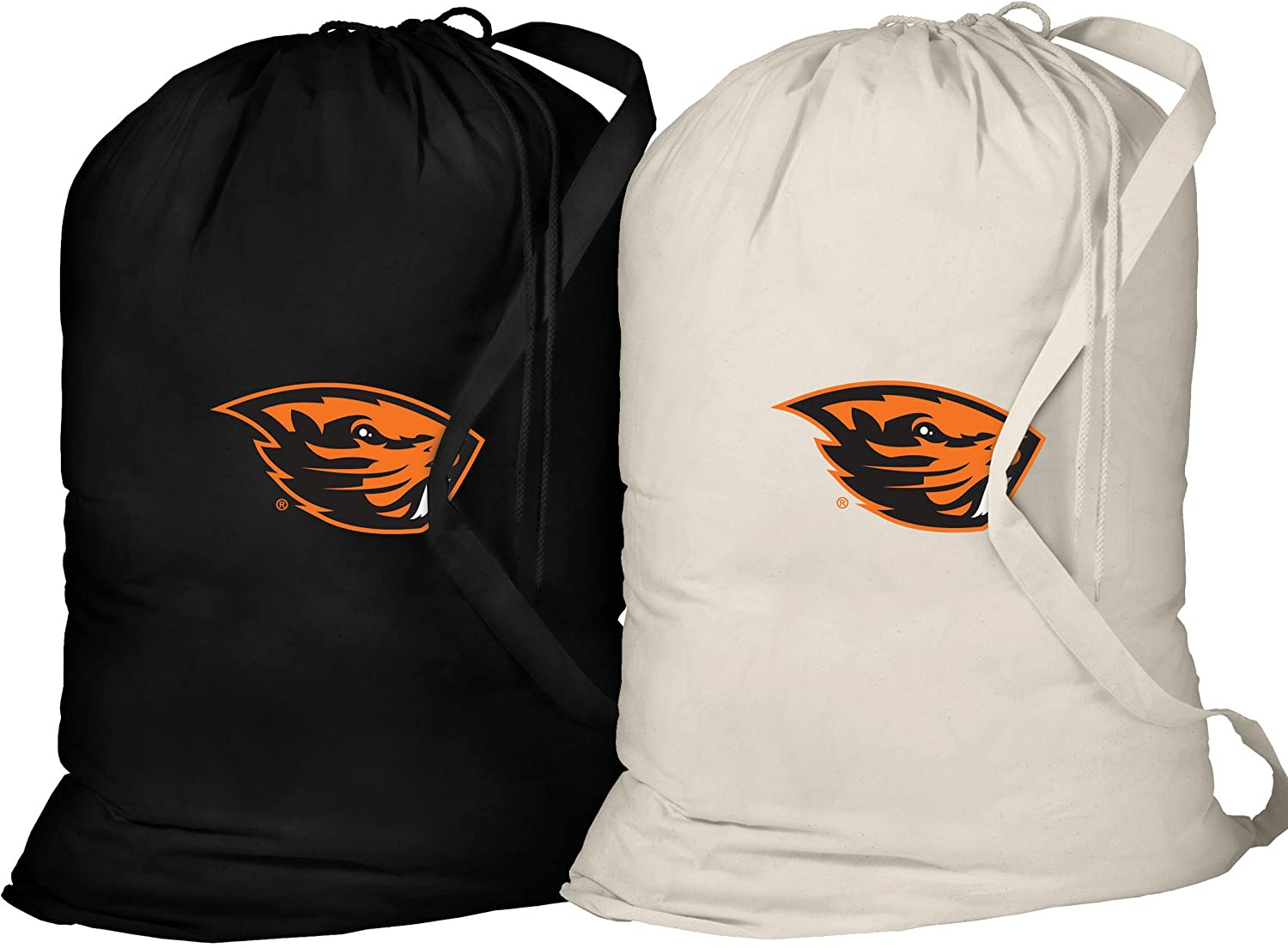 Broad Bay Oregon State Laundry Bag -2 Pc Set- OSU Beavers Clothes Bags