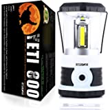Internova Yeti 800 Monster LED Camping Lantern - Massive Brightness with Tri-Strip Lighting LED Lantern - Emergency - Backpacking - Hiking - Auto - Home - College (Himalayan White)