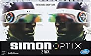 Simon Optix Game - 2 Headsets Included - Wearable Version of a Classic Game - Raise Your Hands in The Correct Color Pattern
